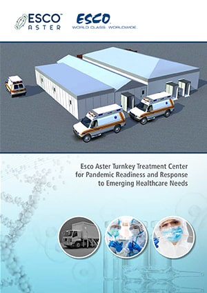 Esco Aster Turnkey Treatment Center (TTC)