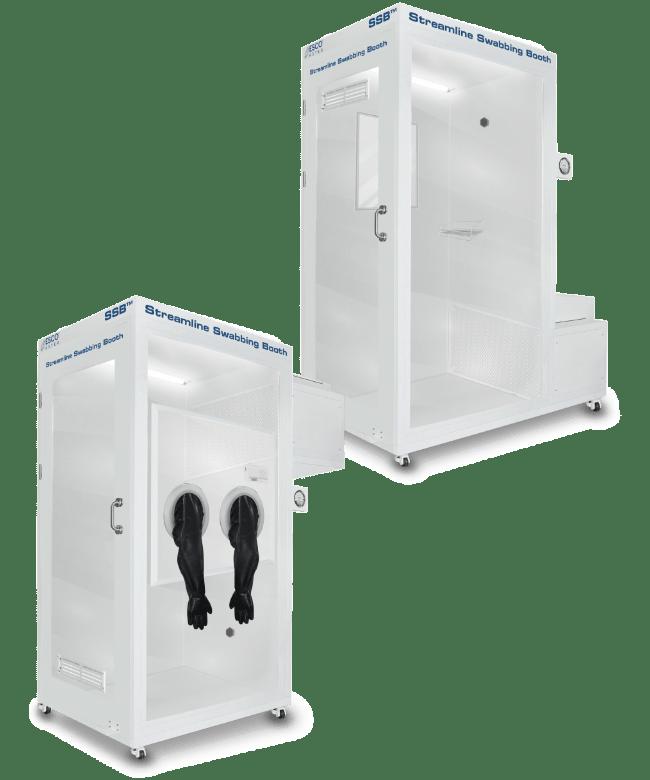 Streamline Swab Booth™