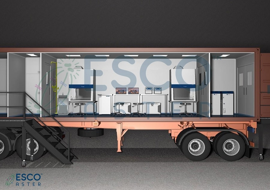 Aster Xpress™ 40' container